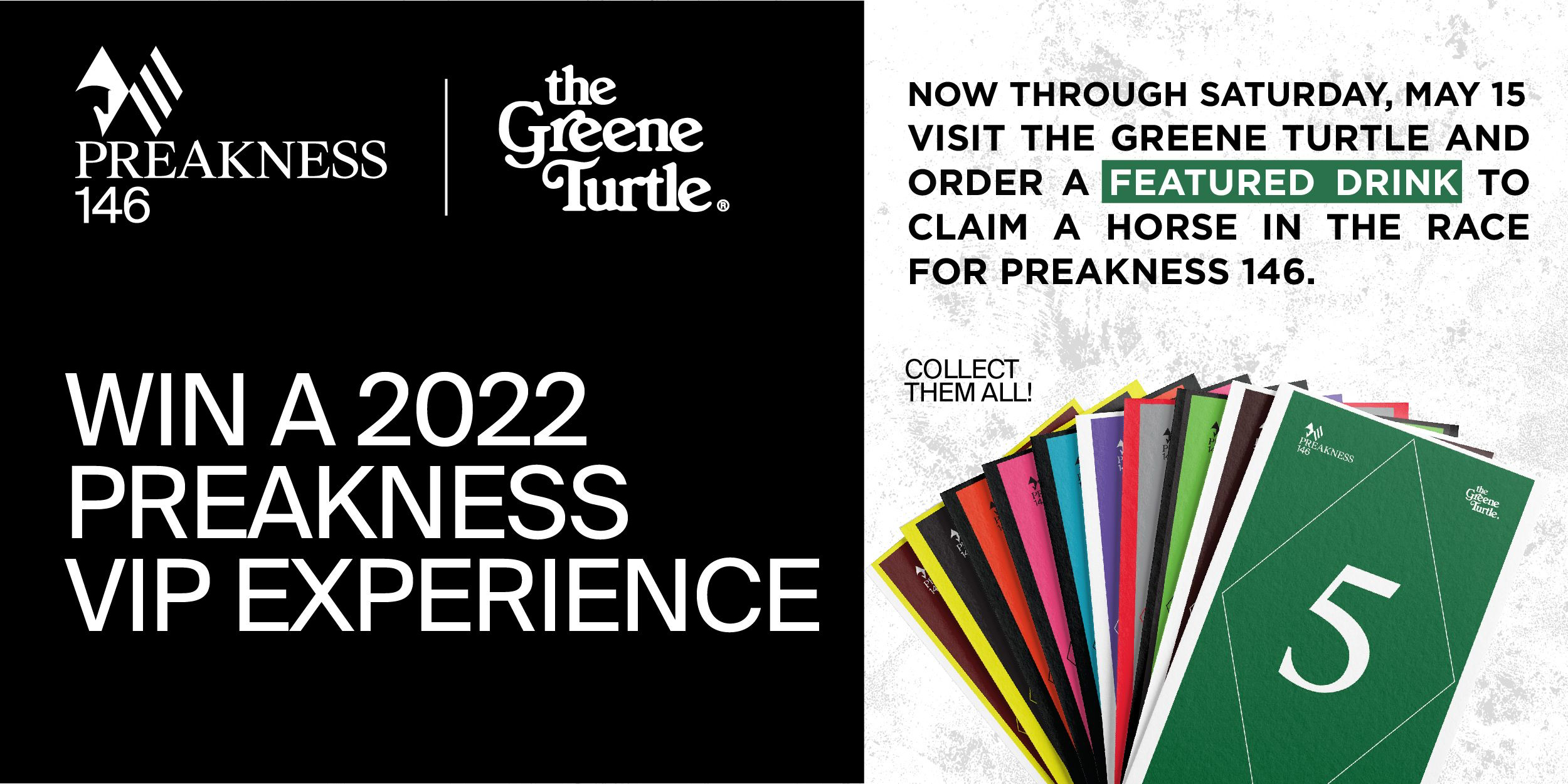 Greene Turtle x Preakness Flier